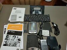 "Hp iPaq Pocket Pc hx2495 - Win Mobile 5.0 - 3.5"" screen plus expandable keyboard"