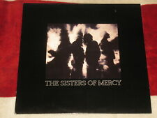 "SISTERS OF MERCY - More 2 Tracks 12"" Rare UK press"