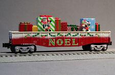 LIONEL DISNEY CHRISTMAS OPERATING GONDOLA CHASE CAR O GAUGE 6-82716 GONDOLA NEW