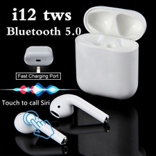 Wireless Bluetooth Headphone For Earpods Apple iPhone 7 8 X XR XS & Charger Case
