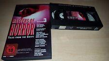 Cryptkeeper - Masters of Horror - Vol. 3 - VPS Verleihtape - VHS - ab 18