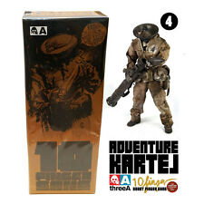 ThreeA 3A 1/6 Ashley Wood AK Adventure Kartel Robot Finger Gang FOUR #4 Figure
