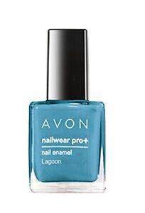 Avon Pro Plus Color Nailwear, Lagoon, Nail Enamel 8ml