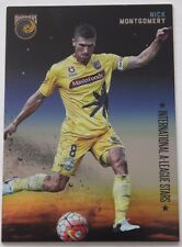 2016/17 FFA A-League Trading Cards - Nick Montgomery (International Stars AS-03)