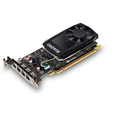 PNY NVIDIA Quadro P1000 4GB GDDR5 - VCQP1000-PB Graphics Card