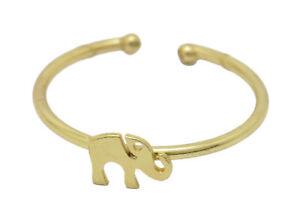 Bague enfant Elephant - La bonne étoile