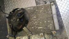 SUZUKI HAYABUSA ENGINE RADIATOR MOTOR COOLER COOLING RADIATER 99-07