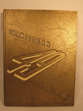 1949 Franciscan Saint Francis College Yearbook Brooklyn NY