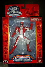 Power Rangers OPERATION OVERDRIVE Red BOUKENGER Figure LEGENDS MEGAFORCE Bandai