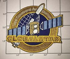Global Star Patch - Cape Canaveral Air Station - Globalstar Satellite