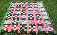 Unfinished Block Quilt Top