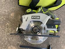 Ryobi RWSL 1801 Circular Saw 18 Volt One+ One Plus