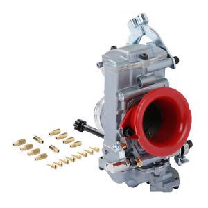 37mm Racing Carburetor Replacement Fit For Kawasaki Carb KX250F TE250 KX 250 10