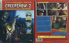 CREEPSHOW 2 - KLEINE HORRORGESCHICHTEN --- Blu-ray --- Uncut --- Neu & OVP ---