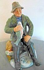 Vintage Royal Doulton Figurine A Good Catch Hn 2258