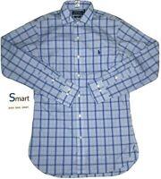 $80 NWT SIZES S-L MEN Polo Ralph Lauren Button Down Dress Shirt LS Pony Logo