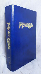 The Classic Motor Cycle June 1981- March 83 Bi-monthly Bound Set, inc First Copy