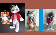 KINDER  ITALIA 2003 - BIG MAXI TOM & JERRY (2 PELUCHES) -blisterati