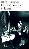 Le Vieil Homme et la Mer (Collection Folio) de Hemingway, ... | Livre | état bon
