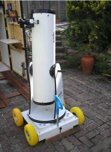 "Skywatcher 10"" 250p Classic Dobsonian Telescope & many extras"