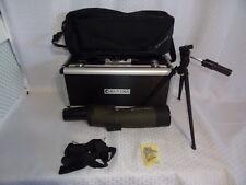 Barska 20-60x60 Waterproof Colorado Spotting Scope w/ Tripod & 2 Cases