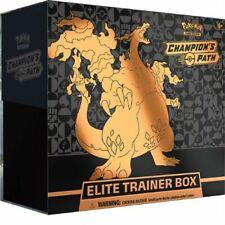 Pokemon | Champions Path | Elite Trainer Box | Englisch | SWSH 3.5