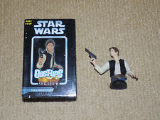 GENTLE GIANT, HAN SOLO, STAR WARS, 2006 BUST-UPS SERIES 6 WITH BOX