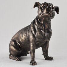 Staffordshire Bull Terrier Statue Staffy Figurine Ornament Sculpture Dog 31041