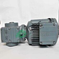 SEW EURODRIVE - SA57DRE90L4 - Gear-Reducer GEARMOTOR WORM KNOWS DRE 57 90 ° 4...