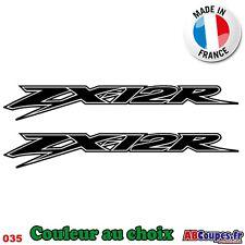 Stickers ZX-12R de 20cm - Kawasaki Ninja ZX12R - 035