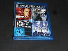 Dolph Lundgren & Steven Seagal TOTAL-BOX (3 Filme) (Blu-ray)
