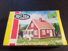 Neuf Scellé Vintage Heljan B 301 Petite Maison Echelle Ho PLASTIQUE