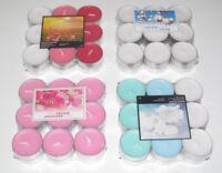 Set x18 Bougies Chauffe Plats Parfum au Choix
