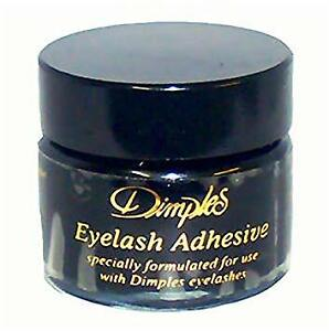 Dimples Waterproof Strong False Eyelash BLACK Glue Individual EyeLash Adhesive