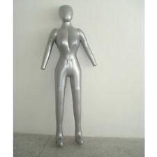 Nuevo mujer cuerpo entero con brazo maniquí Torso Maniquí Moda Inflable Modelo Z チ