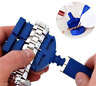 Watch Link Remover Tool Slit Strap Bracelet Band Pin Adjuster Repair Tools Set