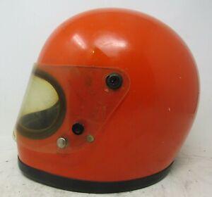 Vintage Bell Star Helmet / Bell Star / Orange / Must See!