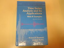 Time Series Analysis and Its Applications: With R Examples 2nd Edition 2006