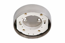 20x GX53 Base Surface Fitting Stainless Steel Brushed for GX53 LED Lamps and CFL