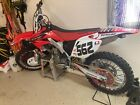 Picture Of A 2005 Honda crf250
