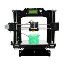 Geeetech Prusa I3 3d printer Full Acrylic Frame Support 6 filament GT2560 MK8