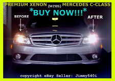 *XENON LIGHTS* for 2015 Mercedes C300 / C400 Sedan (W205) - - - by Jimmy540i.com
