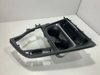 BMW 3 4 SERIES F32 F30 RHD CENTER CONSOLE TRIM COVER CUP HOLDER ASHER 9218926