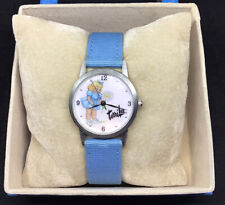 New Vintage Terri Lee Collector Watch Light Blue 2004 - Tested