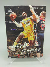 Lebron James Chronicles luminance 2019 2020 #162 los Angeles Lakers