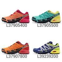 Salomon Speedcross Vario Men Womens Outdoor Trail Running Shoes Pick 1