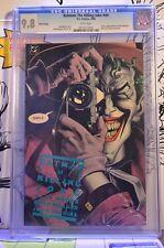 Batman: The Killing Joke #nn CGC 9.8 Rare 5th Print Blue logo 1:21 none higher