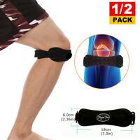 Patella Knee Strap Brace Support Arthritis Running Basketball Meniscus Sports US