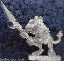 1985 SKAVEN C47 Skuttle guerre Thrall esclave chaos RATMEN citadelle WARHAMMER clanrat
