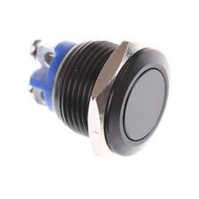 1x bouton de démarrage en acier inoxydable de 16 mm  tafr